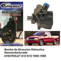 Bomba De Direccion Licuadora Chevrolet S10 1995-1999