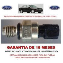 Bulbo Para Bomba De Dirección Ford Focus