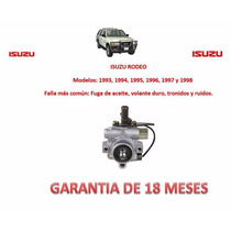 Bomba Licuadora Direccion Hidraulica P/caja Isuzu Rodeo 1996
