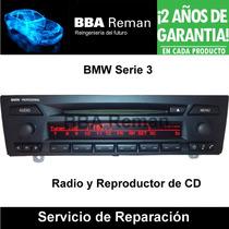 Reparacion Pantalla Radio Bmw Sere 3 65126983018