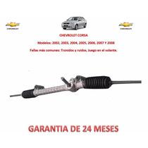 Caja Cremallera Direccion Electroasistida Chevrolet Corsa
