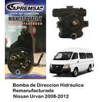 Bomba De Direccion Licuadora Nissan Urvan 2008-2012
