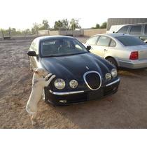 Desarmo Y Vendo En Partes Jaguar S-type 2001 Automatico