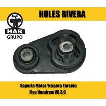 Soporte Motor Trasero Torsion Five Hundred V6 3.0