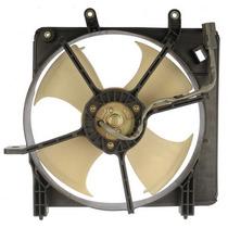 Ventilador De Radiador Honda Fit 2007 - 2008 Nuevo!!!