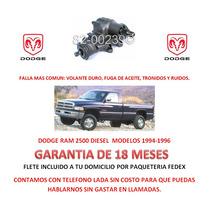 Caja Direccion Hidraulica P/ Bomba Dodge Ram 2500 Diesel