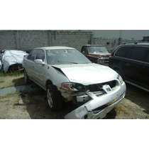 Nissan Sentra 2005 Partes