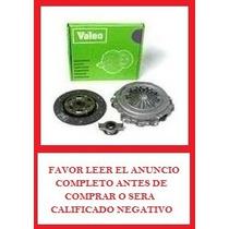 Clutch Ford Fiesta,courier,ikon,ka 1.4/1.6l 2pzas 555947
