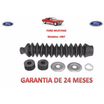 Cubrepolvo P/ Cilindro Hidraulico Ford Mustang 1967