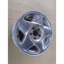 Rin Chrysler Shadow Gts Medida 15x6 Pulido Tipo Cromo