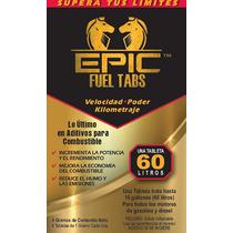 Ahorrador Gasolina Pastilla Epic Fuel Tabs