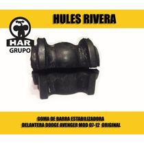 Goma De Barra Estabilizadora Delantera Avenger Mod 07-12