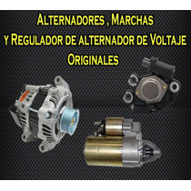 Alternadores Reguladores Bmw Mercedez Dodge Fiat Ford Nissan