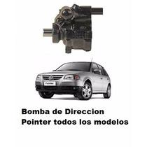 Bomba De Direccion Hidraulica Licuadora Pointer 2009