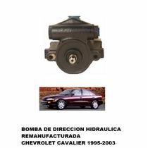 Bomba De Direccion Hidraulca / Licuadroa Cavalier 1999