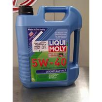Liqui Moly Aceite 5w40 Leichtlauf Hc7 Original Distribuidor