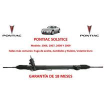 Caja Direccion Hidraulica Cremallera Pontiac Solstice 2006