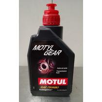Motul Aceite Transmisión Sintetico Motyl Gear 75w80