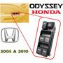 05-10 Honda Odyssey Control Maestro Vidrios Electricos