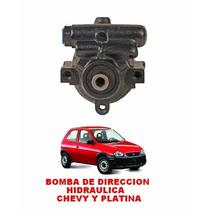 Bomba De Direccion Hidraulica Licuadora Chevy 2003