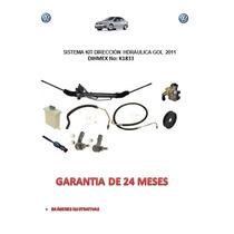 Kit Dirección Hidráulica Vw Gol 2011
