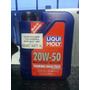 Aceite Mineral 20w50 Liqui Moly