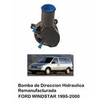 Bomba De Direccion Licuadora Ford Windstar 2000