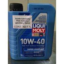 Liqui Moly Aceite 10w40 Super Leichtlauf Original 1l