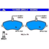 Balatas Ate Delantera Peugeot 407 2.2 L 06-09 3 06-08 Sensor