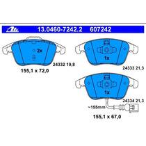 Balatas Ate Delantera Audi Q3 Q3s Line Q3 Tdi 2 L 2013 Origi