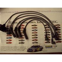 Cables De Bujia 11-489s Honda Civic , Honda Wagovan 85-87