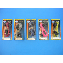 Cables Bujias Silicon 7mm Vocho 5 Colores Marca Empi Jgo Vw
