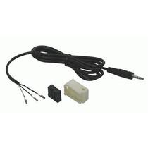 Cable Auxiliar De Estéreo 3.5mm Jack Bmw X3 Año 2005 A 2014