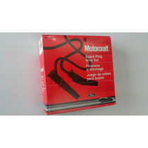 Cables De Bujias Motorcraft Ford 100% Originales Focus