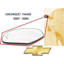 07-09 Chevrolet Tahoe Luna Espejo Señal Direccional Izq.