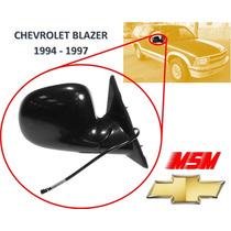 94-97 Chevrolet Blazer Espejo Electrico Derecho Msm