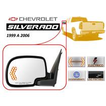 99-06 Silverado Espejo Electrico Señal Direccional Doble Izq