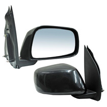 Espejo Nissan Xterra 2005-2006-2007-2008-2009 S/cont Negro
