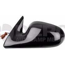 Espejo Nissan Altima 1998 - 1999 Izquierdo Electrico Negro