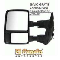 Espejo Ford Super Duty 2008- 2013 F250 F350 Manual Lh/rh