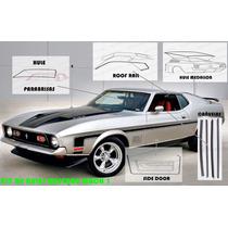 Hules De Pertas Ford Mustang Varios Modelos Sobre Pedido
