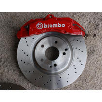 Brembo - 4 Calcomanias Reflectivas Brembo Para Calipers