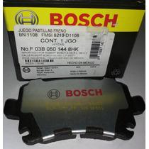 Balatas Bosch Ceramicas Vw Bora 2.5 Gti 2.0 Tsfi Audi Seat