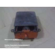 Cenicero De Vocho Antiguo/ Gasometro Velocimetro 1500 Vw