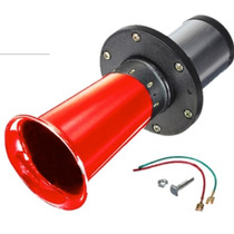 Clásica Corneta Electrónica Tono Carcacha Roja Bo086