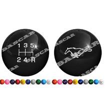 Pomo Varios Colores Para Palanca De Cambios Mustang 05 - 10