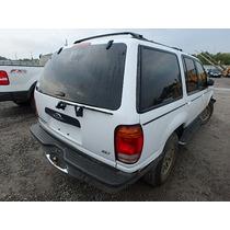 Rendija Del Clima De Ford Explorer 1995-2001. Partes