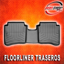 Tapetes Traseros Uso Rudo Honda Accord Sedan 2008 - 2012
