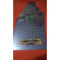 Tapetes Vw De Aluminio Antiderrapante 4pzas Sedan Vocho