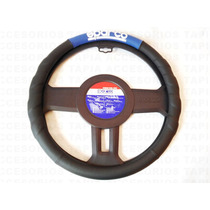 Cubre Volante Marca Sparco Color Azul Con Negro